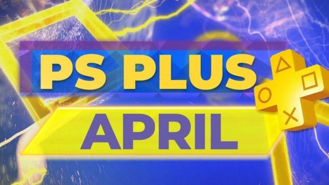 PlayStation Plus April 2021