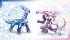 Pokémon Strahlender Diamant Leuchtende Perle Dialga Palkia Remakes