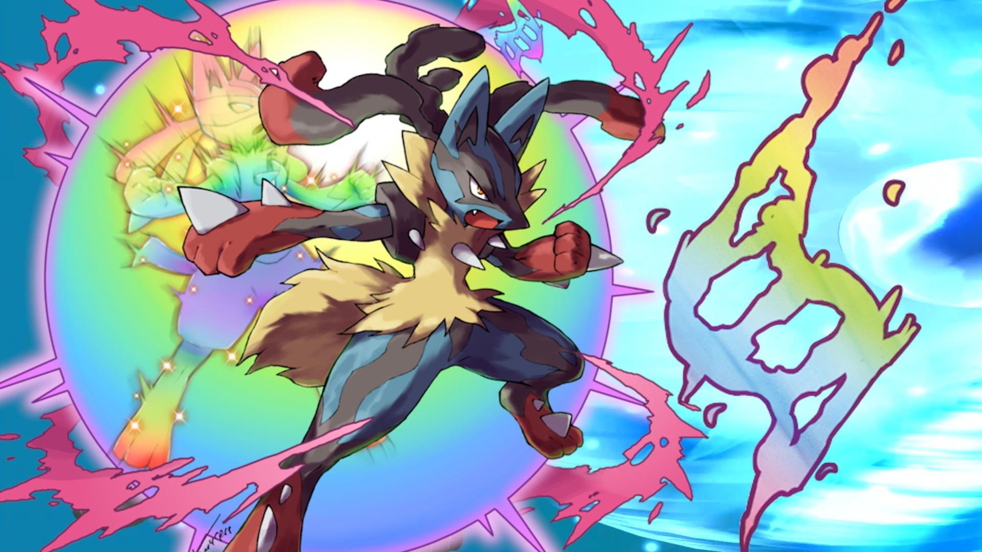 Pokémon Strahlender Diamant Leuchtende Perle Mega-Entwicklung