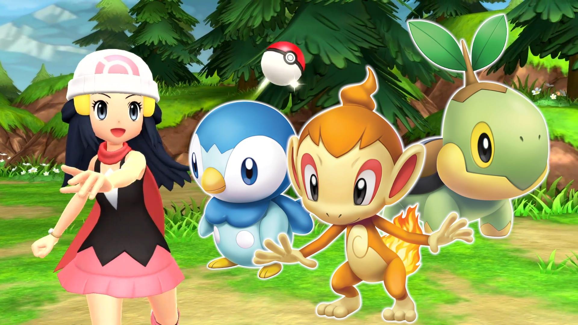 Pokémon Strahlender Diamant Leuchtende Perle