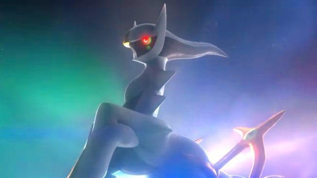 Pokémon-Legenden Arceus - Beitragsbild