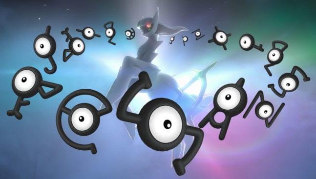 Pokémon Legends Arceus Legenden Icognito