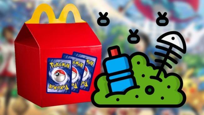 Pokémon Trading Card Game - Happy Meal alle Karten