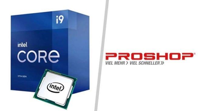 Intel Core i9-11900 bei Proshop kaufen