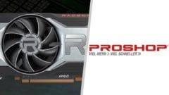 Radeon RX 6700 XT - bei Proshop kaufen