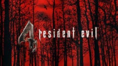 Resident Evil 4 - Deutsches Cover - Art-Box