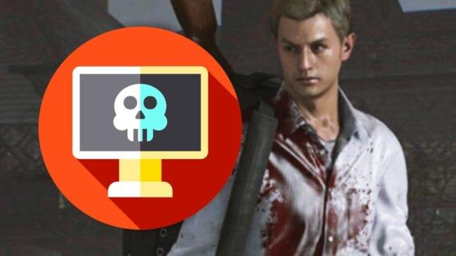Resident Evil 8 - Hacker - Scam - E-Mail