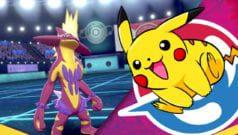Pokémon Schwert und Schild Schillerndes Riffes Pikachu Gesang Event Verteilung
