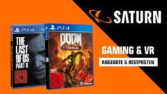 Saturn-Angebot-TLOU2-DOOM