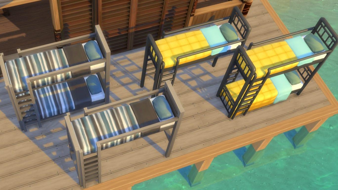 Sims 4 Etagenbett