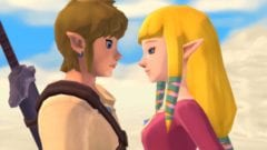 Skyward Sword HD - Steuerung