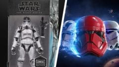 Star Wars - Rakentruppler Black Series kaufen