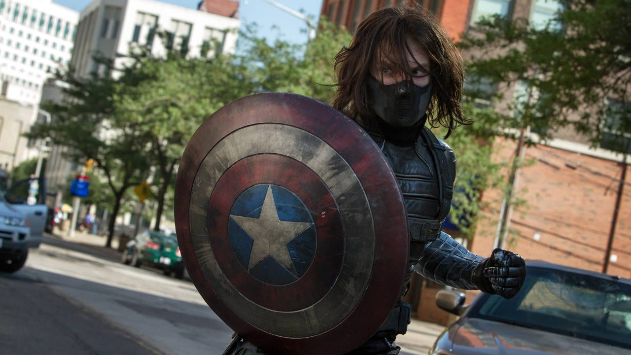 The Falcon and the Winter Soldier Bucky MCU-