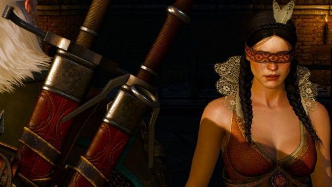 The Witcher Philippa Eilhart