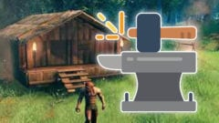 Valheim - Rüstung Schmiede verbessern