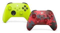Xbox-Controller in Electric Volt