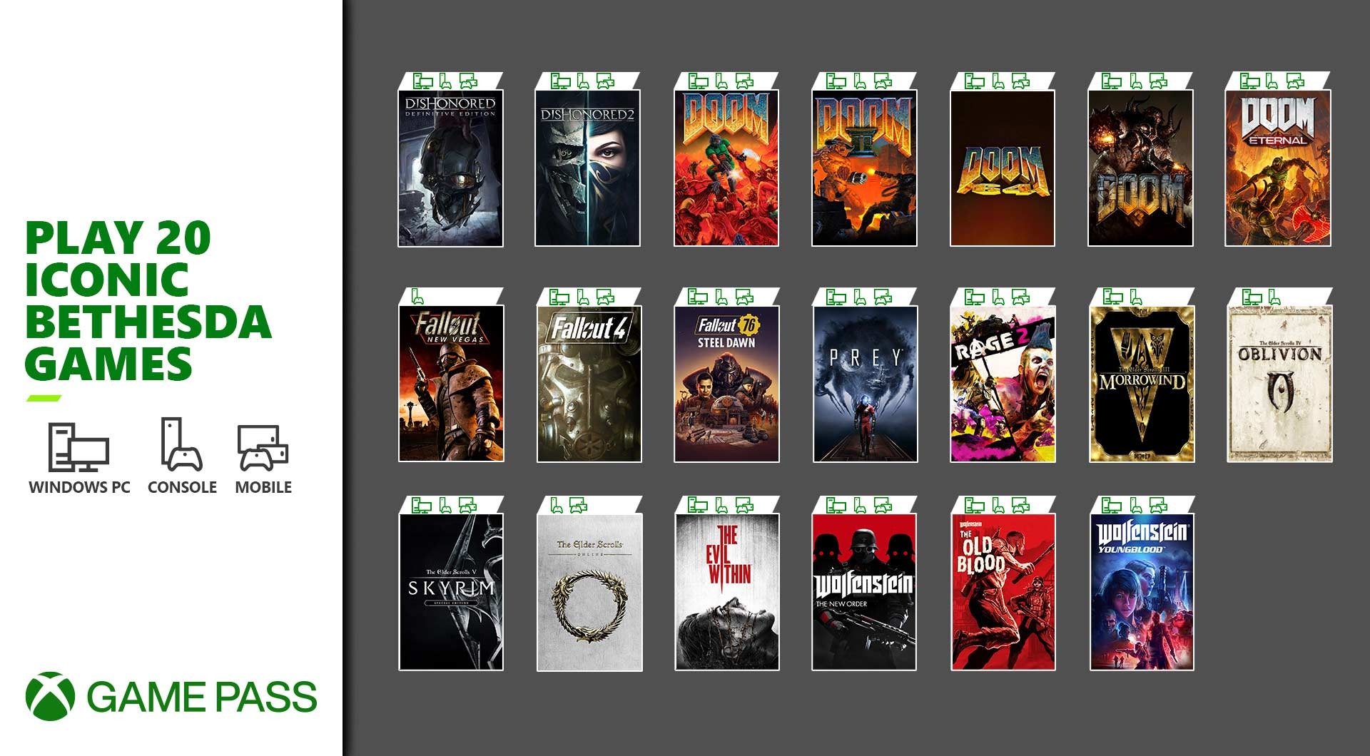 Xbox Game Pass März 2021