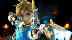 The Legend of Zelda Breath of the Wild BOTW Second Wind