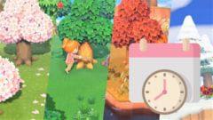 Animal Crossing Animal Crossing New Horizons ACNH Events Saison 2021Horizons ACNH Events Feste Saison