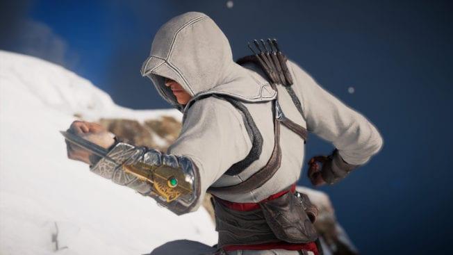 Assassin's Creed Valhalla Altair Rüstung