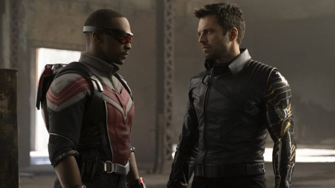 Marvel-Serie The Falcon and the Winter Soldier