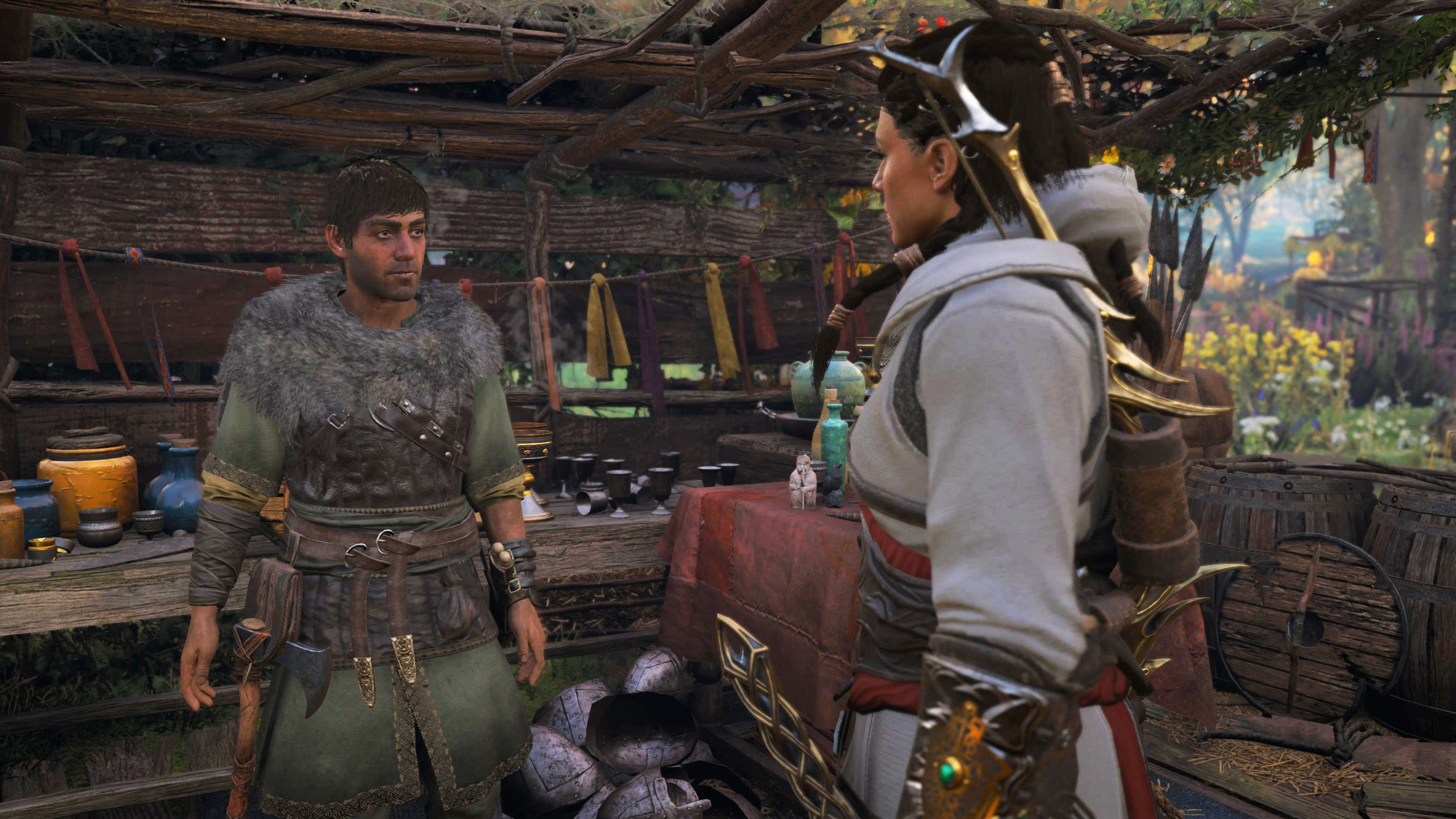 Assassin's Creed Valhalla Festladen Norvid Eastre