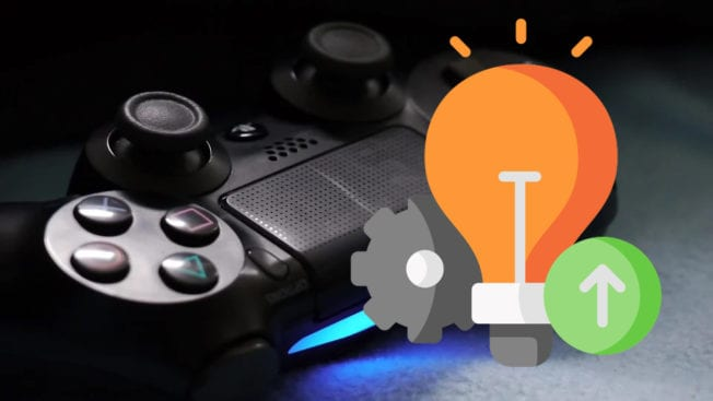 PS4 Update 8.5. Inhalt Firmware