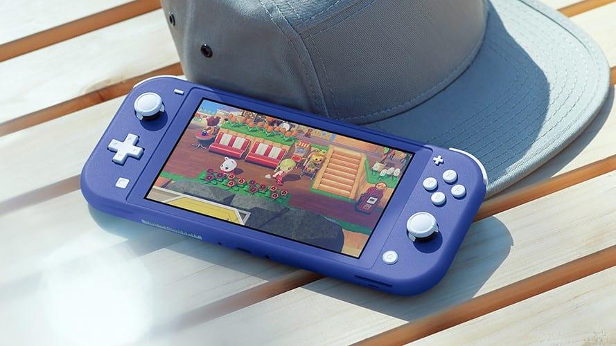 Nintendo Switch Lite neue Farbe