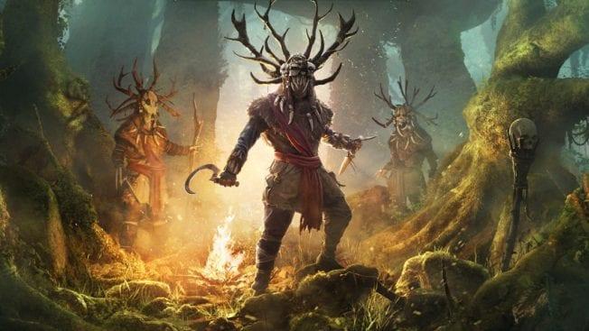 Assassin's Creed Valhalla Zorn der Druiden Story
