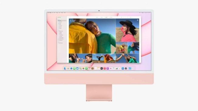Die neuen Apple iMacs mit M1-Chip