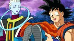 Dragon Ball Super Manga Son-Goku Engel