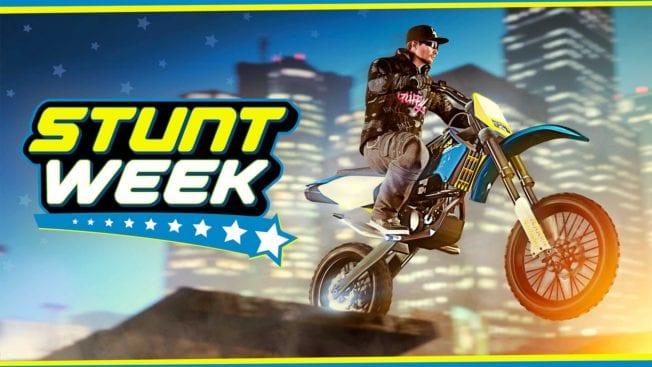 GTA Online - Stunts Week