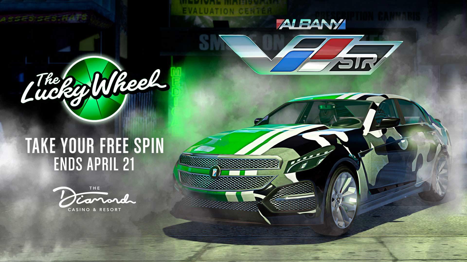 GTA Online - Albany V-STR
