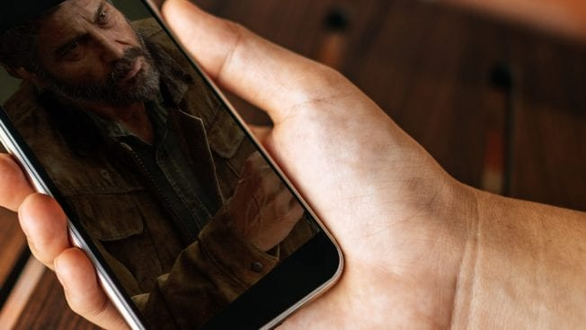 The Last of Us PlayStation Sony Mobile Game