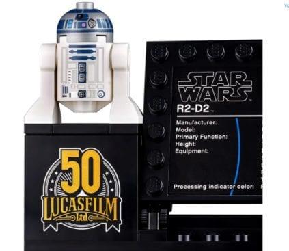 LEGO Star Wars R2D2 - Astromech Droid 75308 - Bild 2