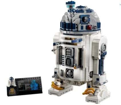 LEGO Star Wars R2D2 - Astromech Droid 75308 - Bild 3