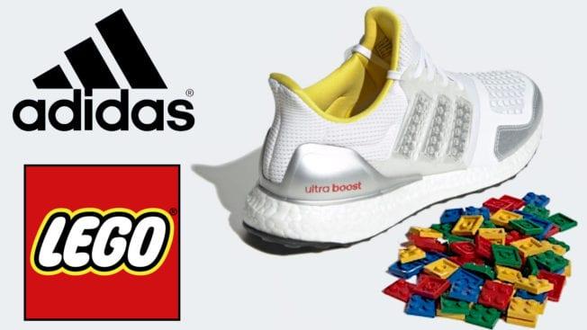 Lego Adidas Sneaker Beitragsbild