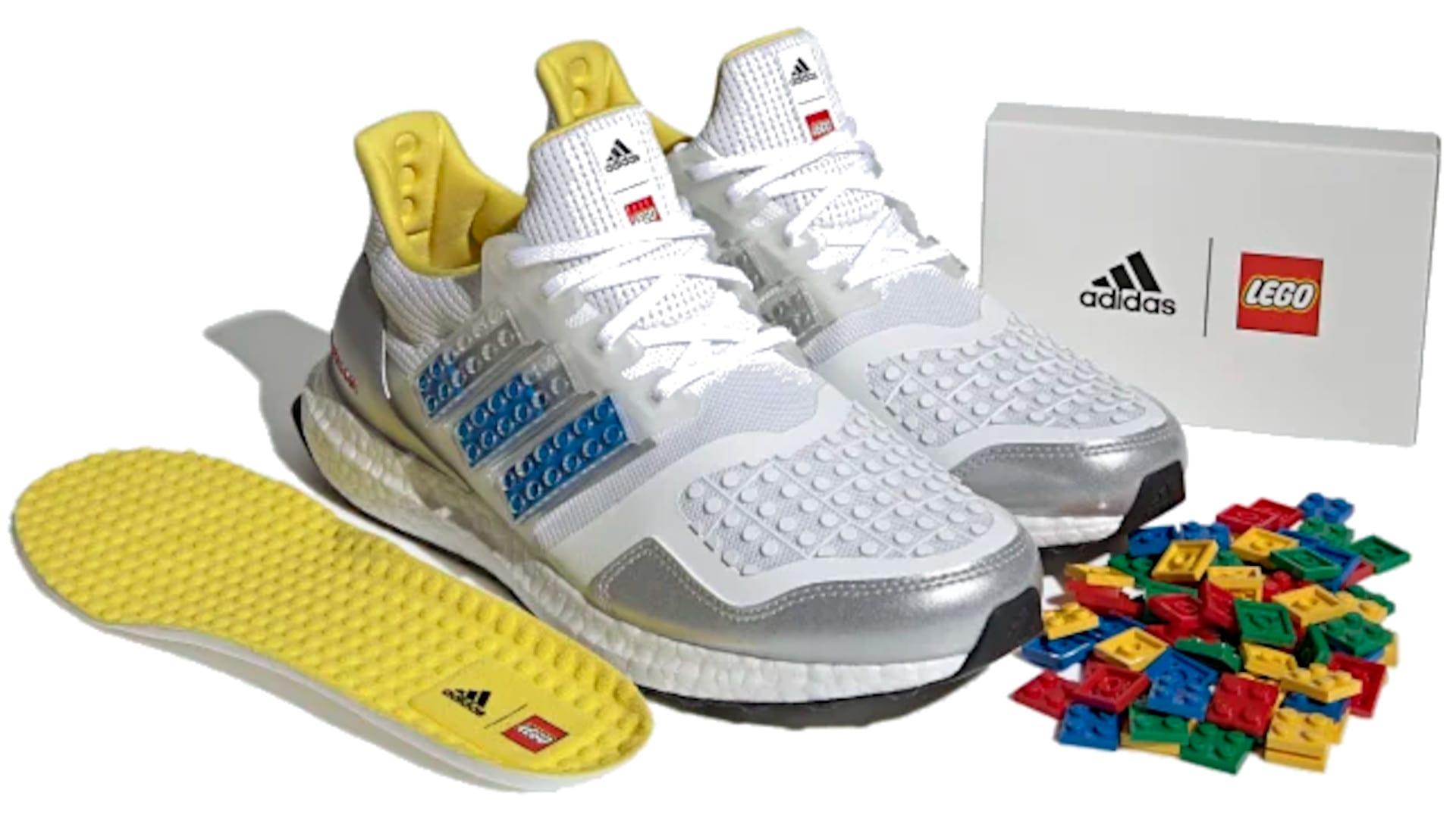 Lego x Adidas Sneaker