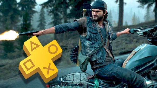 PS Plus Days Gone