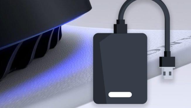 PS5 Festplatte erweitern
