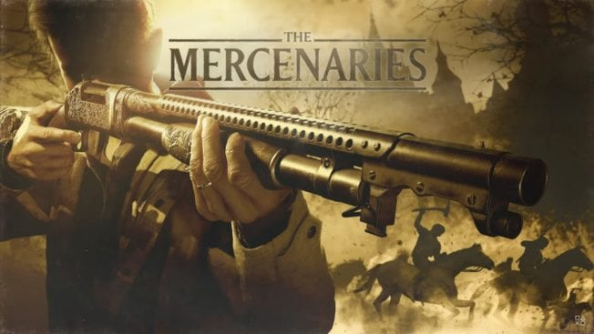 Resident Evil 8 Village Mercenaries