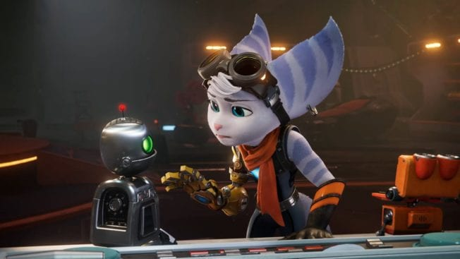 Ratchet Clank Rift Apart PS5 State of Play Rivet