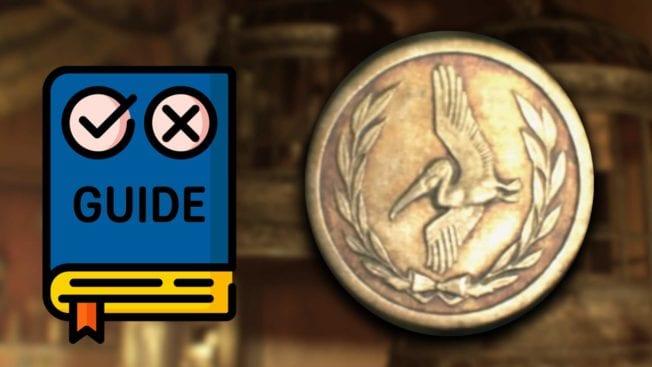 Resident Evil 7 Münzen Irrenhaus