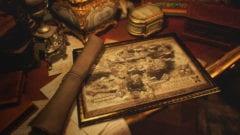 Resident Evil 8 Village Karte
