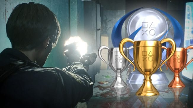 Resident Evil 2 Remake Trophäen Liste Leitfaden