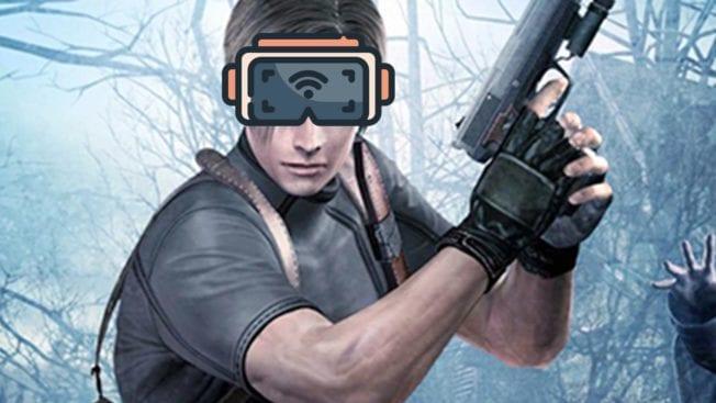 Resident Evil 4 VR - Oculus Quest 2