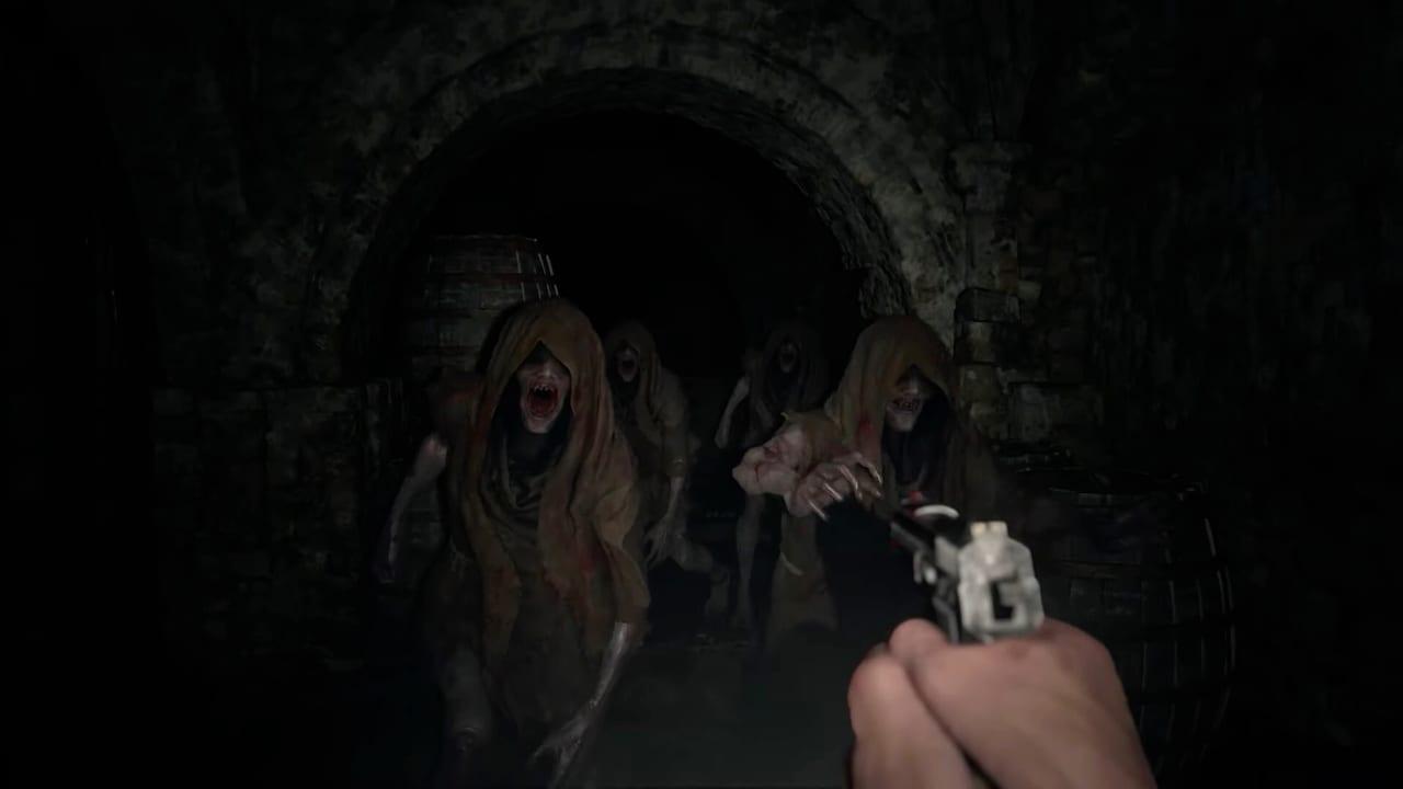 Resident Evil 8 Vilage Gegner