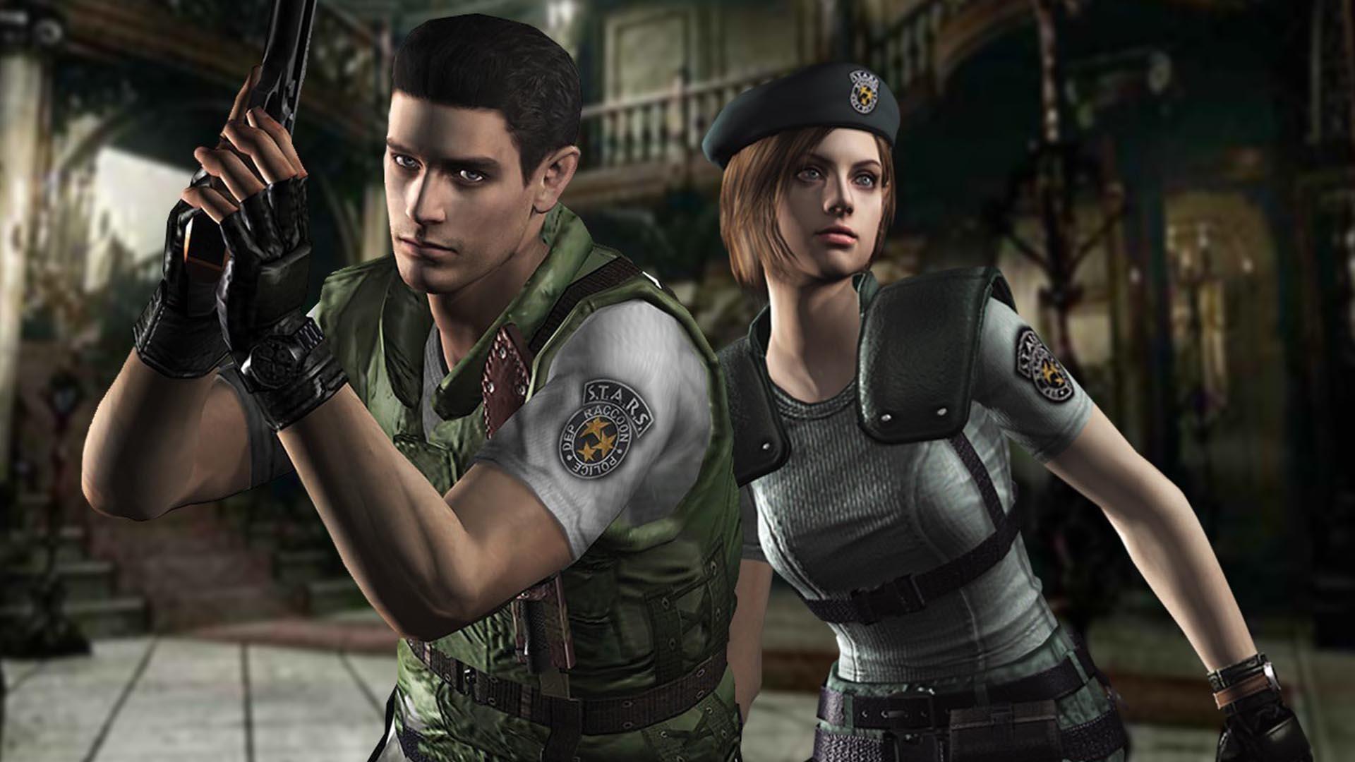 Resident Evil - Herrenhaus