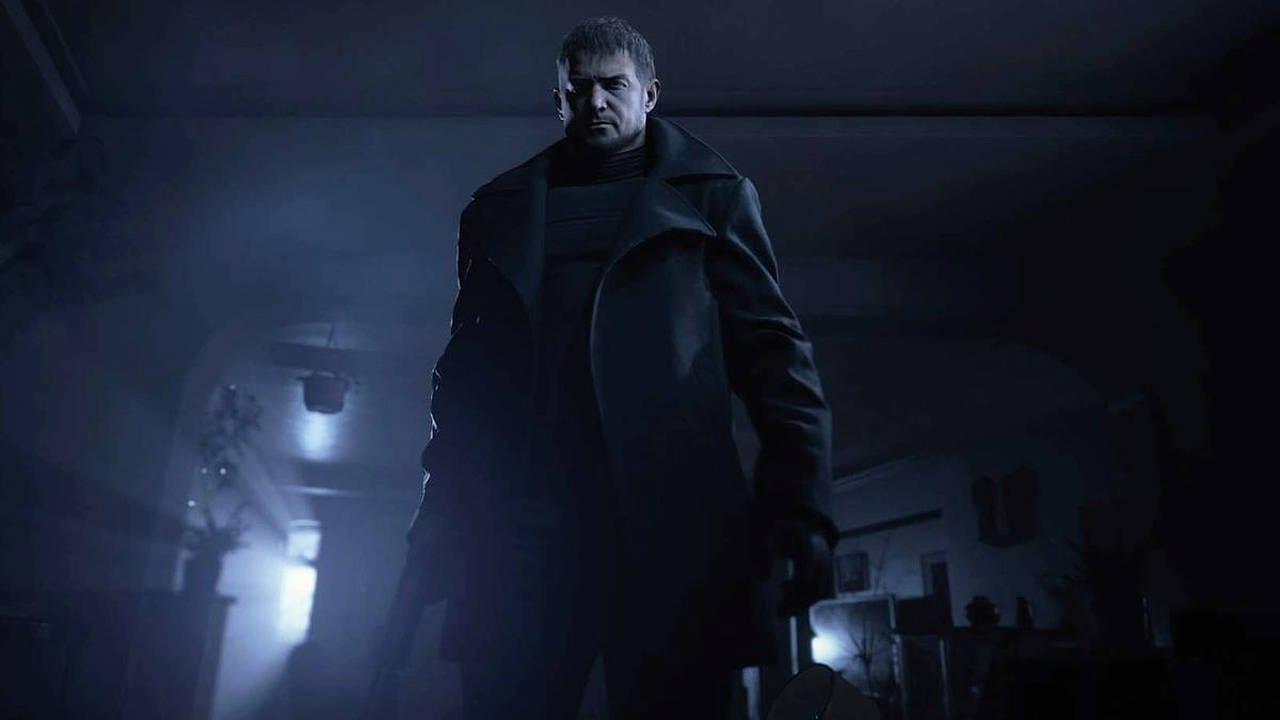 Resident Evil 8 - Chris Redfield