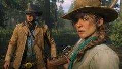 Red Dead Redemption 2 Sadie Adler